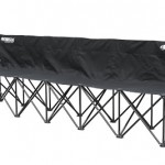 Black Kwik Goal 6-Seat Kwik Bench 44% Off + Free Shipping! (Lowest Price Online)