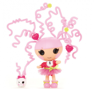 Lalaloopsy Littles Silly Hair Doll, Trinket Sparkles Only $14.99 Shipped (Reg $26.99!)