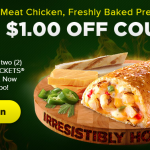 $1 off 2 Lean Pockets w/ Printable Coupon