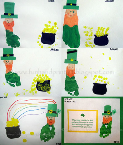leprechaun-footprint-craft