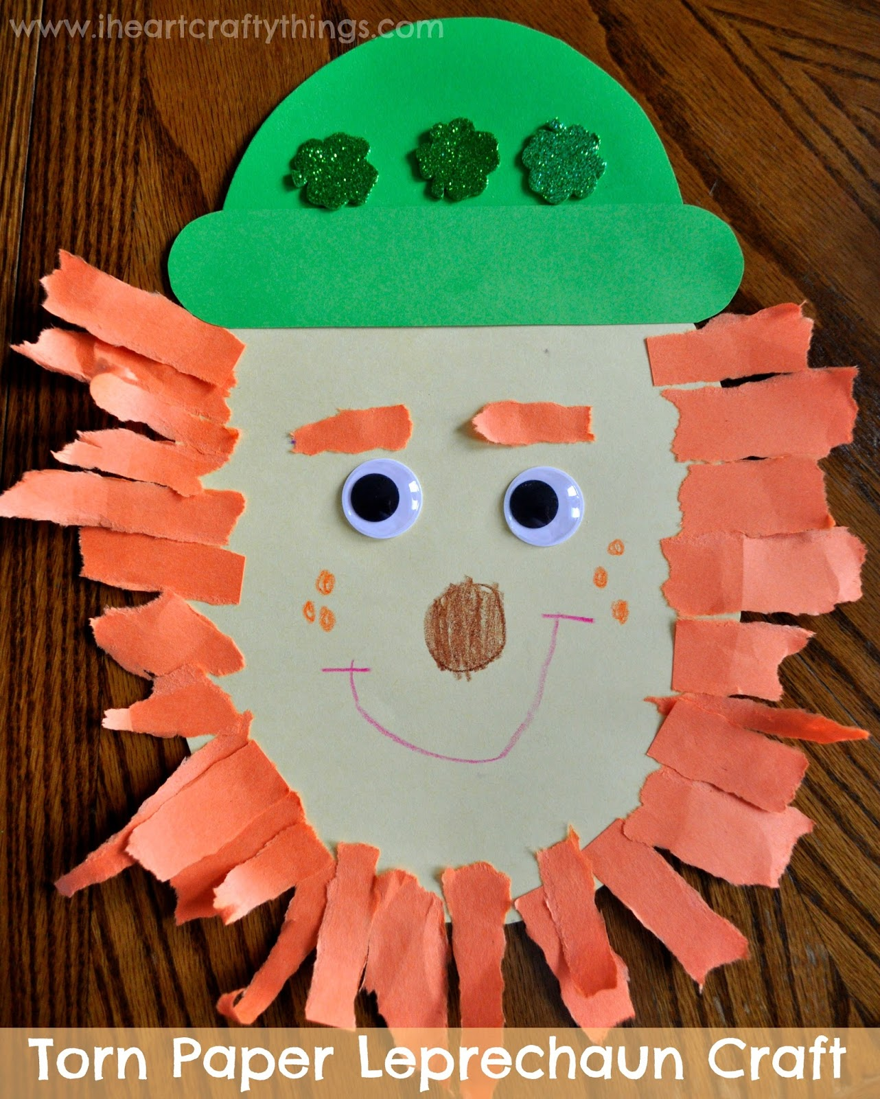 Pictures Of Leprechauns For Kids Leprechaun Clipart