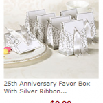 Wedding Favors For Receptions Up to 60% Off at LightInTheBox! (Shipping 50% Off)