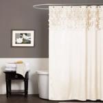 Kohls: Lush Decor Lillian Fabric Shower Curtain Only $16 Shipped (Reg $59.99!)