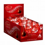 60Ct Box of Milk Chocolate Lindt Lindor Truffles Only $10.97 Shipped!