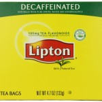 144 Lipton Tea Bags Only $1.93 + Free Shipping