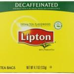 144 Lipton Tea Bags Only $1.93 + Free Shipping