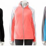 Kohls: Women's Tek Gear® Fleece Jacket Only $9.59 + Free Shipping (Reg $30!)
