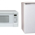 Igloo Refrigerator & Freezer w/ Bonus Galanz Microwave Oven ONLY $109 + Free Shipping!