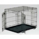 Midwest Metal Dog Crates (Single and Double Doors) Up to 52% Off on Amazon!