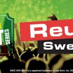 MIKE AND IKE® Summer Concert Series & Reunion Sweepstakes (Six Flags)