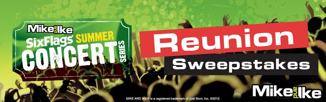 mike and mike sweepstakes mike and ike 174 summer concert series reunion sweepstakes 8002