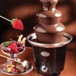 Mini Chocolate Fondue Fountain Only $15 Shipped (Reg $40)