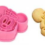 Mickey and Minnie Mouse Cookie Cutter Only $1.59 + Free Shipping