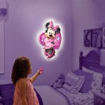 Uncle Milton Wall Friends Minnie Mouse, Talking Room Light Only $6.99 Shipped!