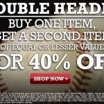 MLB.com – Buy One Item, Get a Second Item 40% OFF! (Thru 7/25)