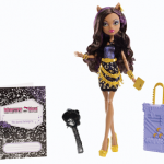 Monster High Travel Scaris Clawdeen Wolf Doll Only $7.80 Shipped (Reg $21.99)