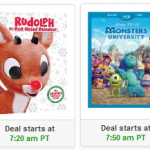 Animated Kids Movies as low as $1.96 shipped! *Black Friday Amazon Lightning Deals*