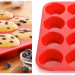 100% BPA-Free Nonstick 12-Cup Muffin Tray Only 99¢ (Reg $29.99!)