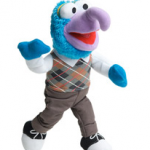 Muppets Gonzo Bendable Plush Toy ONLY $5 + Free In-Store Pickup at Walmart (Reg. $12.99!)