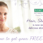 Get a FREE Sample of Nature's Bounty Hair, Skin & Nails Gummies