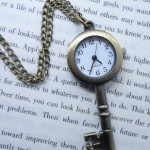 Pocket Watch Necklace Only $1.90 + Free Shipping
