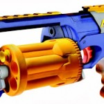 Nerf N-Strike Maverick ONLY $7 Shipped (Reg $14.99!)
