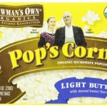 12 Packs (3ct each) of Newman's Own Organic Microwavable Popcorn ONLY $10.35 or Less Shipped!