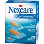 Free Sample of Nexcare Waterproof Bandages!