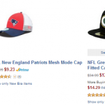*HOT* NFL Team Hats and Headwear 50% Off from Amazon!