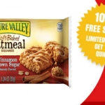 Free Nature Valley Oatmeal Squares Bar (First 10,000!)