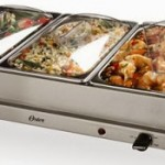 Stainless Steel Oster Buffet Server Only $29.99 Shipped (Reg $49.99!)