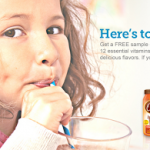 Free Ovaltine Sample Pack