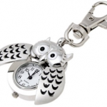 Owl Watch w/ Keychain Clip Only $2.28 + Free Shipping (Reg $24.99!)