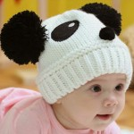 Kids Panda Winter Beanie ONLY $3.99 + Free Shipping (Reg $15.62!)