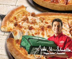 Papa Johns: Large 1 Topping Pizza Just $5.99 w/ Promo Code (TODAY ONLY 11/2!)