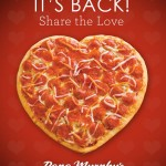Papa Murphy's Pizza: Heart Shape Pizza Only $7 (Thru 2/14)
