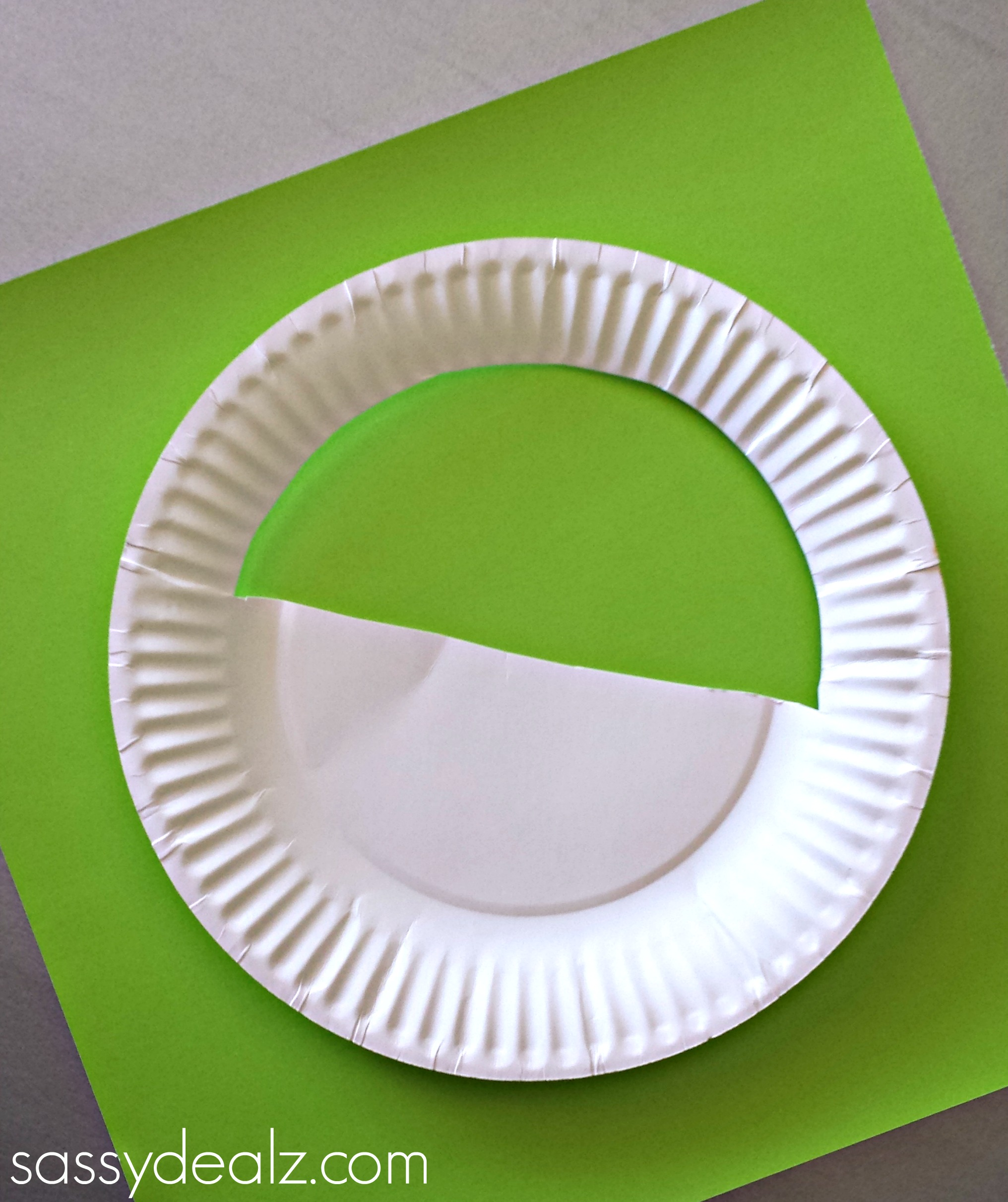 Paper Plate Pot Of Gold Craft For Kids