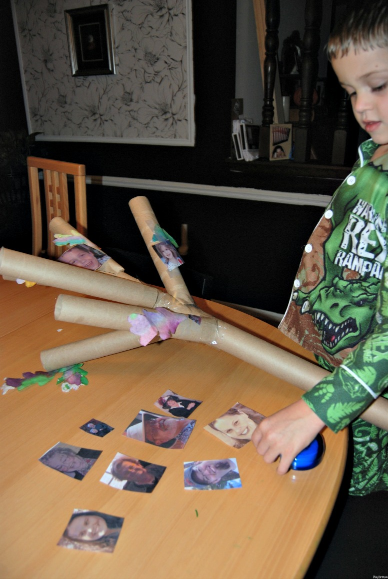 Paper Towel Roll Crafts And Activities For Kids Crafty Morning
