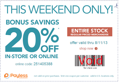 Comment: Wondering if this coupon is legit. Received via email from a