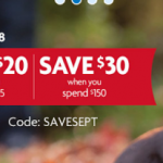 PetsMart- Get $3/10, $4/15, $5/30 Off Purchases + More Online Promo Codes (Exp 10/6)