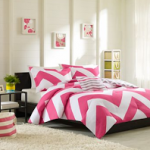 Teal and Pink Chevron Duvet Covers as low as $28.80 + Free Shipping at Kohls (Reg $89-129!)