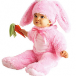 Precious Pink Rabbit Infant Costume ONLY $7.44 + Free In-Store Pickup (Reg. $14.88!)