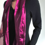 Beautiful Solid Color Satin Scarves ONLY $7.99 + Free Shipping (Reg $18.99!)