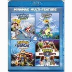 Pokemon 4 Film Series [Blu-ray] (2012) Only $5 + Free Shipping (Reg $29.99!)