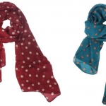 Chiffon Polka Dot Scarf Only $2.59 Shipped!