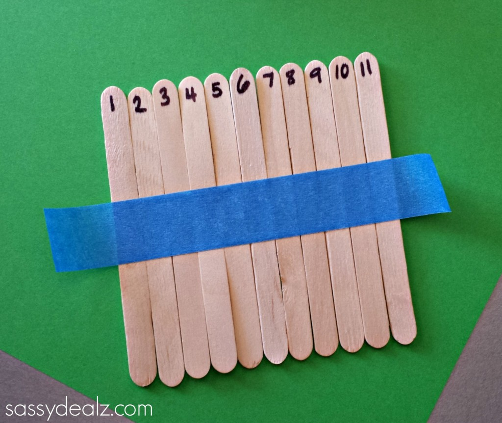 shamrock popsicle stick puzzle craft shamrock popsicle stick puzzle craft