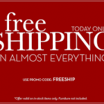 Pottery Barn: Get FREE Shipping w/ Online Promo Code (Cyber Monday Deal)