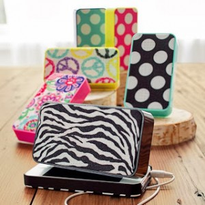 Pottery Barn Teen: Design Mini Speakers ONLY $12 + Free Shipping!