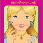 Pretty Jewelry Sticker Activity Book + More Only $1.35 w/ Free Shipping