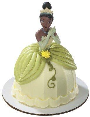 princess frog cake topper